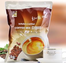 速溶白三合一咖啡粉